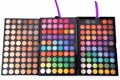 2016 Novo 180 Completa Cores Sombra Mineral Cosmetics Make Up Maquiagem Kit Paleta Da Sombra de Olho Profissional P120 #5