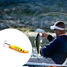 Colorful Metal Spoon Fishing Bait Hooks 3 pcs Set