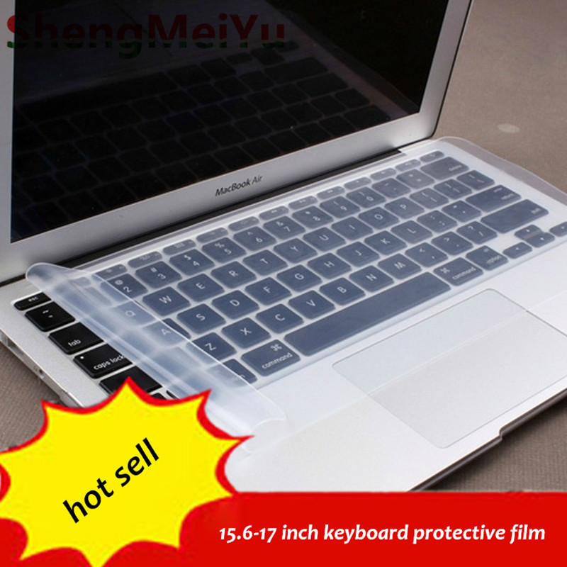 hot new soft silicone keyboard cover for macbook pro 15 17. Black Bedroom Furniture Sets. Home Design Ideas