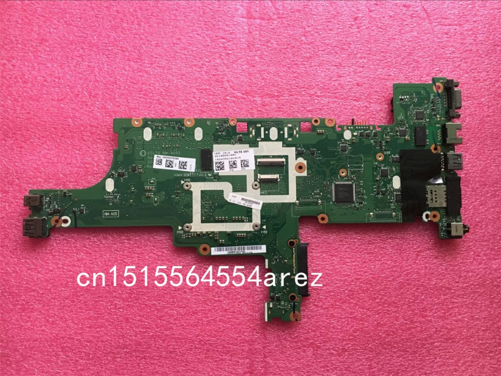 New laptop Lenovo ThinkPad T440s motherboard i5-4300 CPU FRU 04X3906