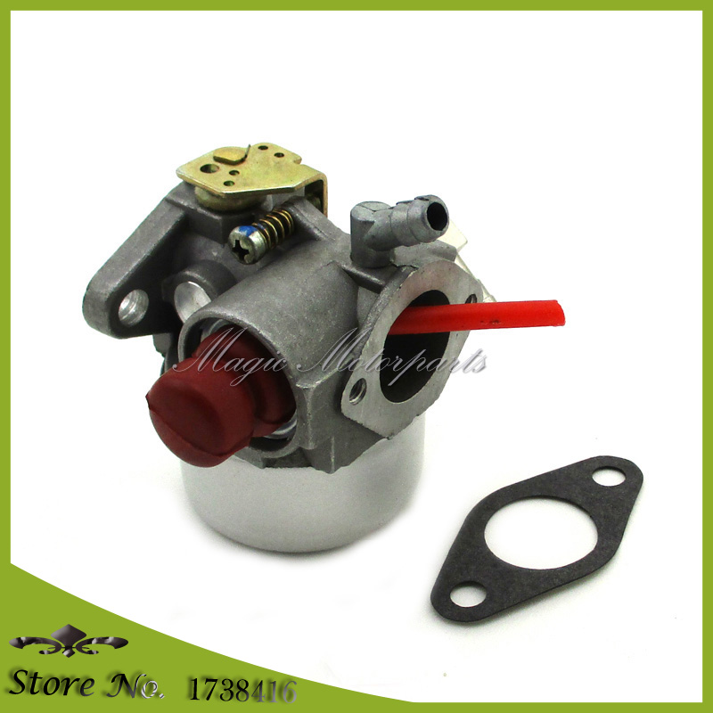 US $13 45 10% OFF|Carb Carburetor For Tecumseh 4 5HP 5HP 5 5HP 6HP 6 5HP  6 75HP Engine Lawn Mower-in Lawn Mower from Tools on Aliexpress com |  Alibaba