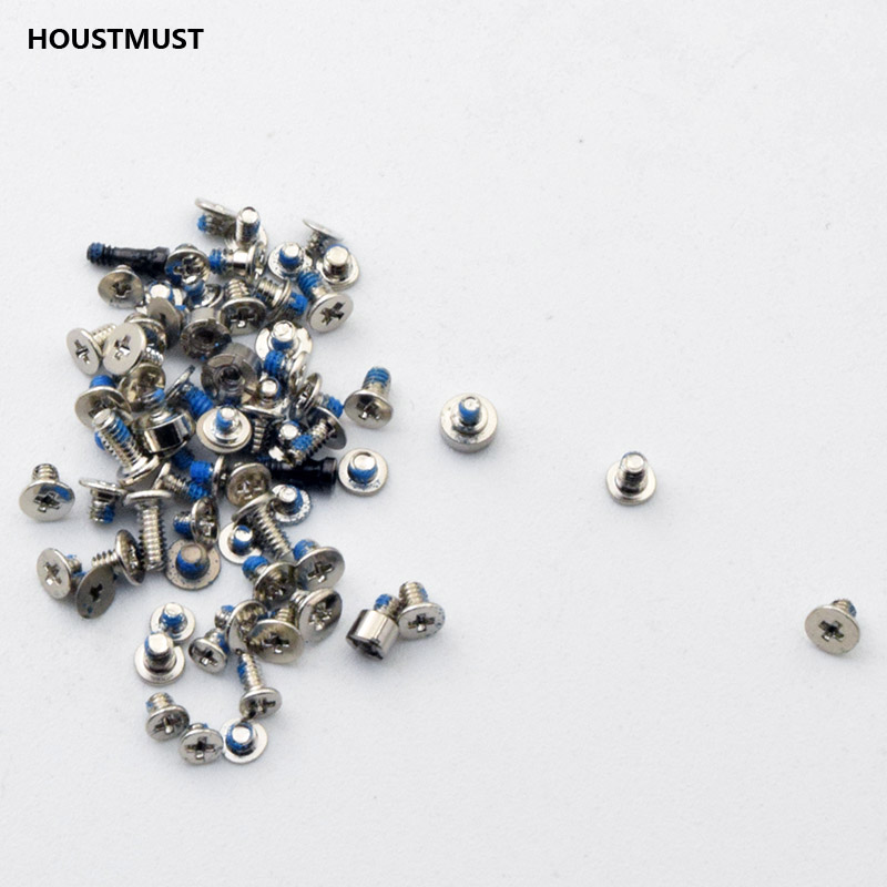HOUSTMUST brand Full Screws Set Kit Repair Replacement Parts for iPhone 7 7plus ...