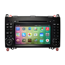 7″ Android 5.1 Quad Core Car Radio DVD GPS Navigation Central Multimedia for VW Volkswagen Crafter 2006 2007 2008 2009 2010 2011