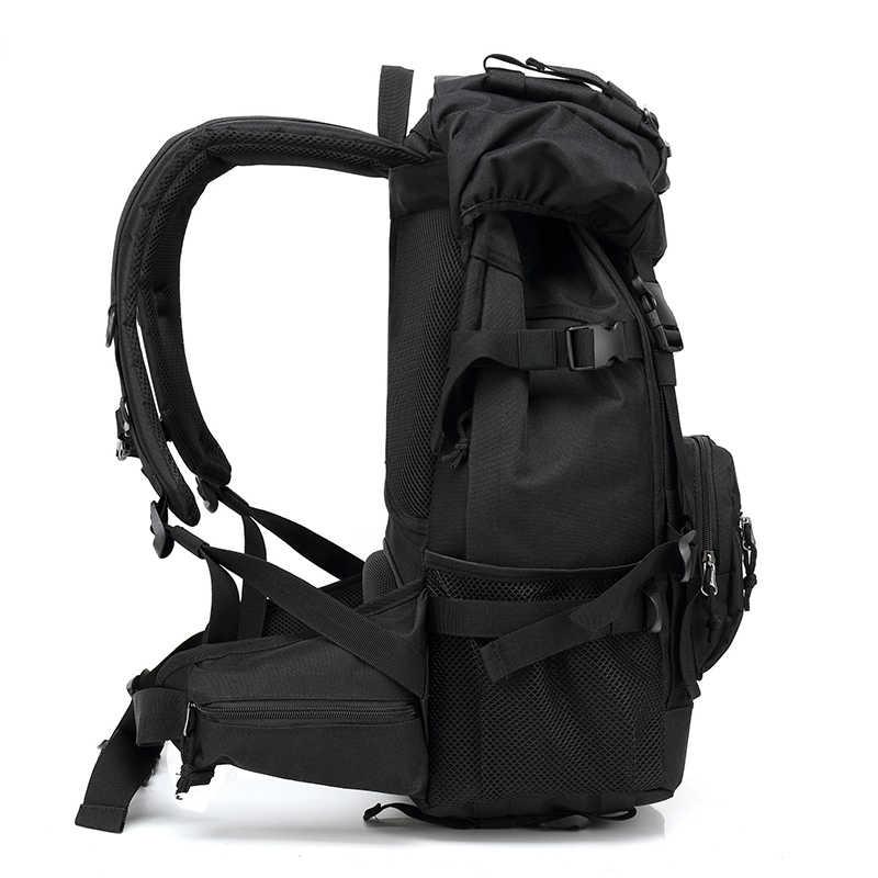 """Ozuko, уличный Камуфляжный мужской рюкзак 15,6 """"для ноутбука, для путешествий, водонепроницаемый рюкзак для путешествий, походные рюкзаки, женские спортивные сумки для багажа"""