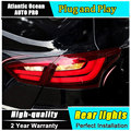 AUTO.PRO 2012 2014 taillights For Ford focus 3 LED rear lights For Ford Focus led fog lamps For focus 3 accessories car styling