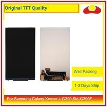 """الأصلي 5.0 """"لسامسونج غالاكسي Xcover 4 G390 G390F SM G390F شاشة الكريستال السائل شاشة Pantalla استبدال G390 LCD"""
