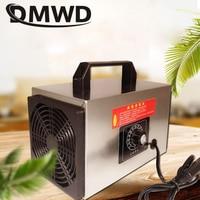 DMWD 12V 10g Car Ozone Generator Ionizer Auto Air Purifier Ozonizer Cleaner Deodorizer 10000mg/h Sterilizer Cleaning Machine