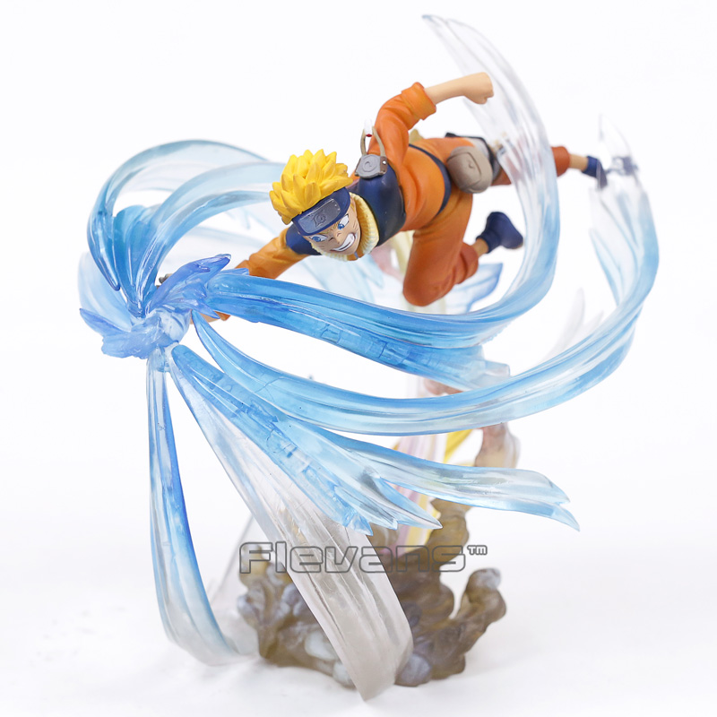 Naruto Shippuden Figuarts ZERO Uzumaki Naruto PVC Figure Collectible Model Toy 19cm new naruto shippuden orochimaru pvc action figure collectible model toy 13cm doll brinquedos juguetes hot sale freeshipping