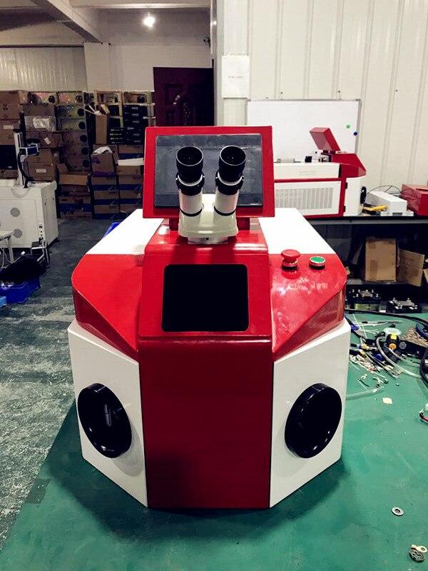 BCX laser usine vente or argent bijoux automatique laser machine de soudage par points avec des prix bon marché - 4