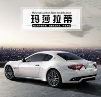 Apto para Maserati GHIBLI Automóvel de fibra de Carbono folha de bordo|board|board board|  -