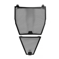 Motorcycle Radiator Guard Grille Protector Cover for Ducati Panigale V4 2018