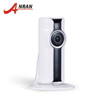 ANRAN WIFI IP Camera 720P VR HD H 264 Smart 180 Panoramic Network Surveillance Home Protection