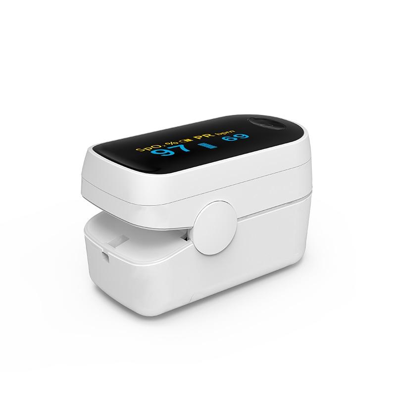 Image 4 - Medical Portable Pulse Oximeter OLED Pulsioximetro blood oxygen Heart Rate Monitor Oximetro Household Health MonitorsBlood Pressure   -