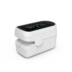 Image 4 - Medical Portable Pulse Oximeter OLED Pulsioximetro blood oxygen Heart Rate Monitor Oximetro Household Health Monitors