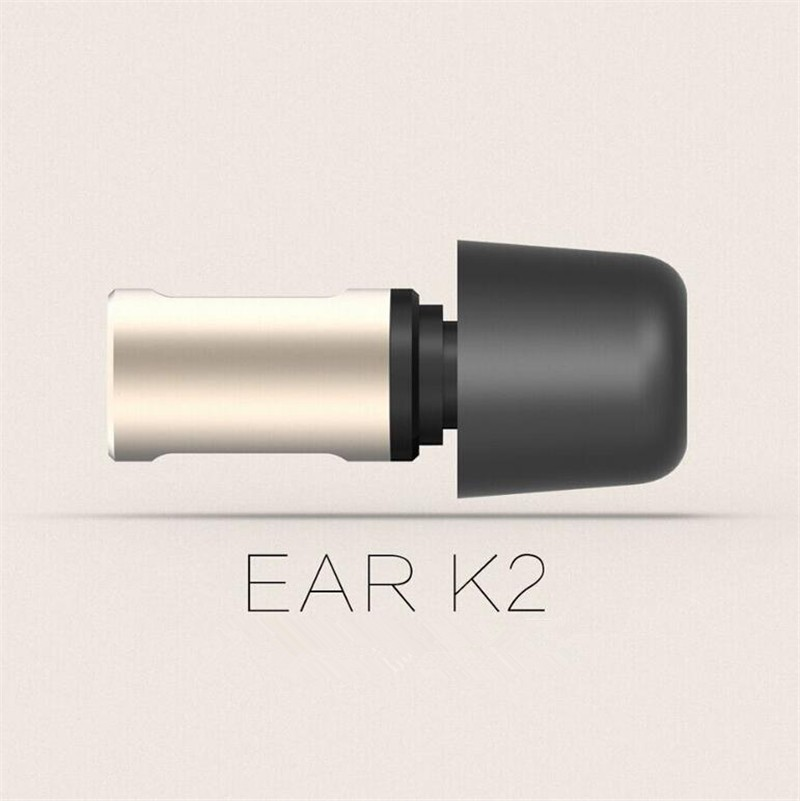 VJJB K2 Metal Bass In Ear Headsets Hifi Earphone Magic Sound Stereo Super Bass With Mic FOR Iphone Ipad Android 3.5mm Universal