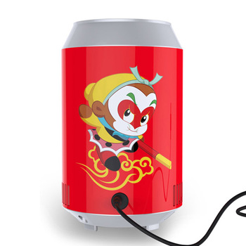 USB Mini Fridge Rapid Refrigeration Portable Car Medicine Insulin Freezer Refrigerator Small Fridge Cooler