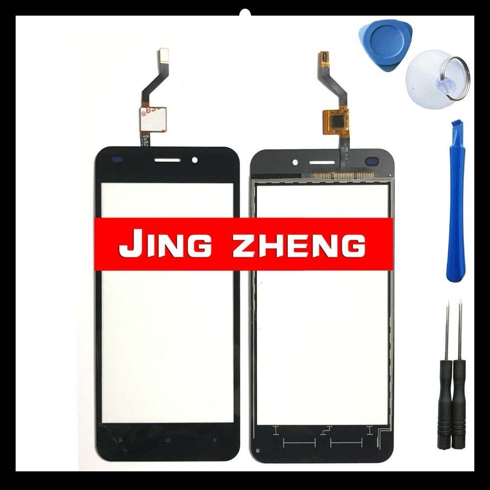 JingZheng сенсорный Стекло для IRIS S6 смартфон touch добавить инструмент|Сенсорные панели