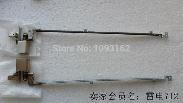 Оптовая Торговля Розничная Торговля Оригинальный ЖК-ноутбук/LED Левый и Правый шарниры дисплея для Lenovo Thinkpad T510 T510i W510 W520 серии экран оси