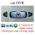 "lower price 120 degree wide viewing angle FULL HD 1080P 2.7"" inch Car DVR H200 Vehicle Camera Video Recorder LED Night Vision"