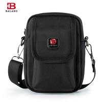 BALANG Multifunction Oxford Waterproof Nylon Mini Messenger Bag Casual Outdoor Waist High Quality Pack Cross Body