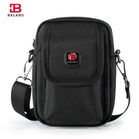 BALANG Multifunction Oxford Waterproof Nylon Mini Messenger Bag Casual Outdoor Waist High Quality Pack Cross Body