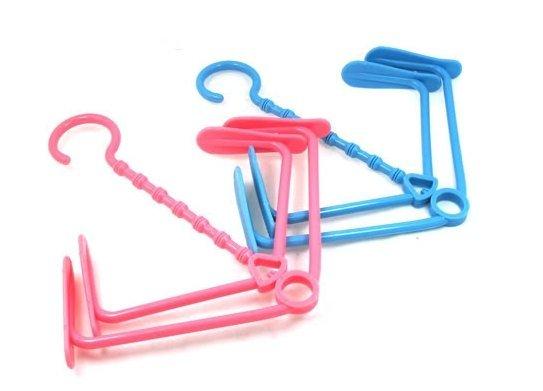 Activity Plastic Shoes Drying Rack Shelf Hanger  Hook Clip 16pcs + Gift & Free Shipping