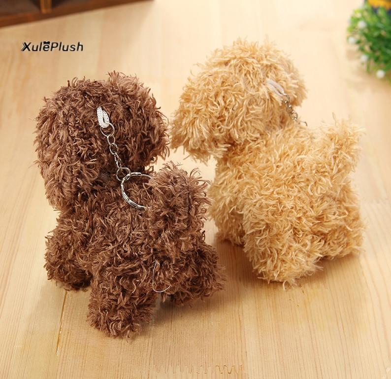 Image 5 - 3 cores cachorros macios pelúcia boneca de brinquedo recheado,  10cm aprox. Chaveiro doggies brinquedos de pelúcialittle plush  toysplush toysstuffed toys