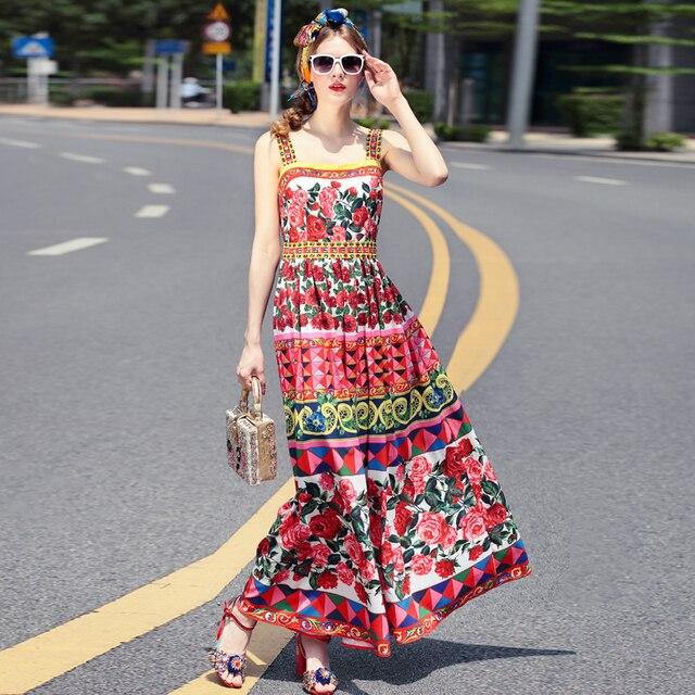 Designer summer dress images