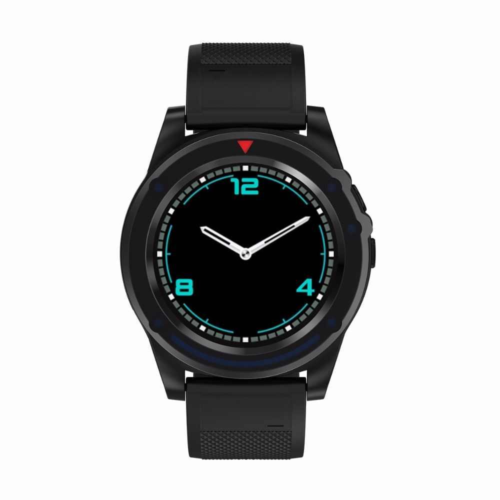 Уличные Bluetooth умные часы для мужчин 1,22 OLED с сенсорным экраном большой аккумулятор поддержка сим-карта TF камера для iOS iPhone Android