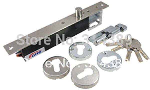 Livraison gratuite! clé en métal capteur magnétique positionnement NO/NC/COM délai de sortie réglable arrêt-Lock 800 kg verrou (700A)