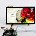 10.1 polegada 1366*768 IPS Tela de Toque Capacitivo Android Raspberry Pi 3 Win10 Kit Módulo Linux HDMI VGA AV LCD Display Monitor Set