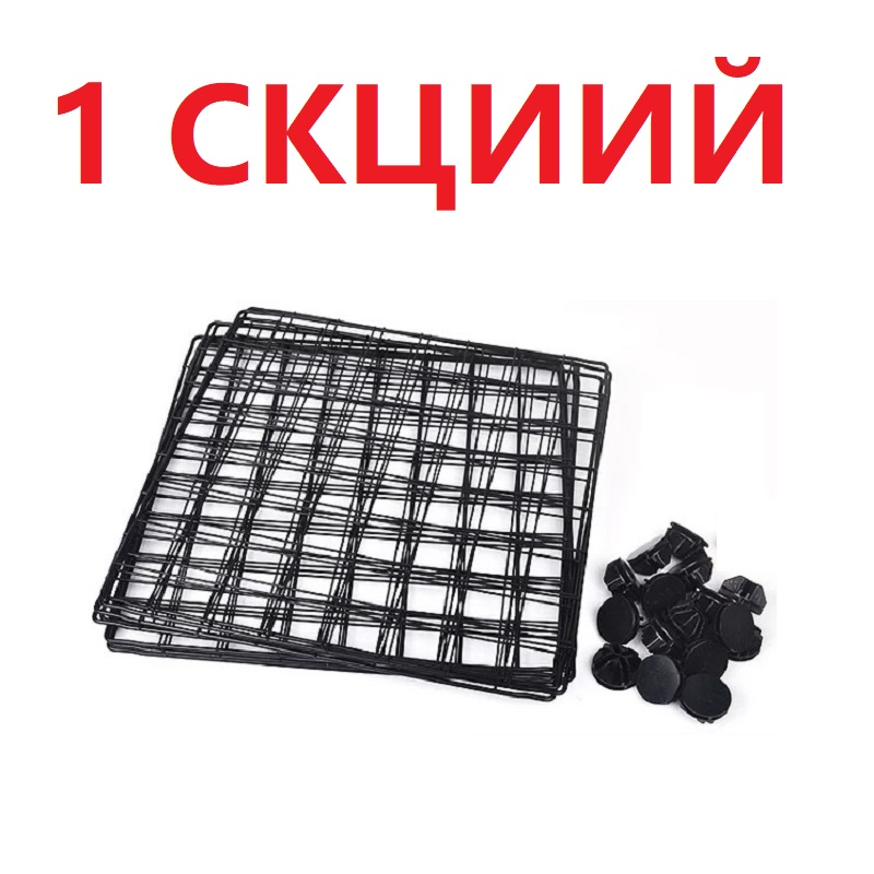Foldable Pet Playpen Fence For Cat House Exercise Aviary For Pets Fitting For Dog Iron Fence Puppy Kennel House For Rabbit 5