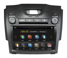 "8 ""Di Dash Mobil Dvd Player GPS (OPT), Audio Radio Stereo USB, aux, Bt/TV Mobil Multimedia Headunit untuk Chevrolet Colorado S10 2013(China)"