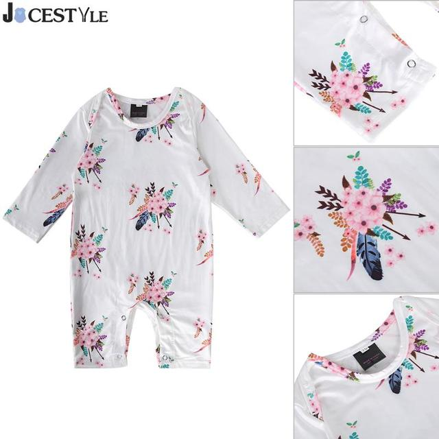 5f9feb6ac92b Newborn Baby Rompers Boys Jumpsuit Spring Infant Clothes Long Sleeve ...
