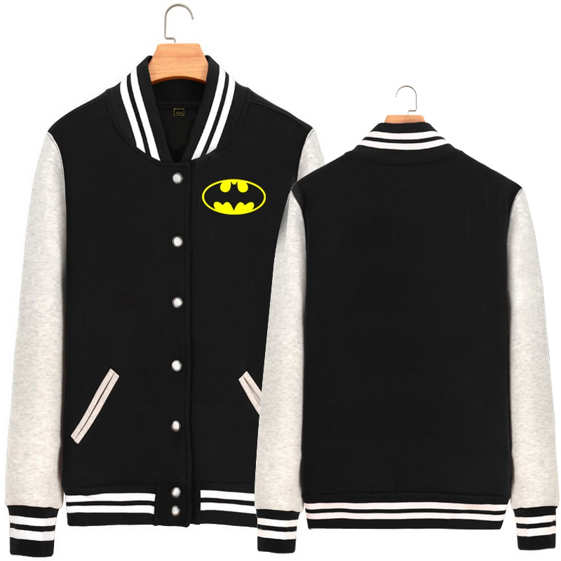 Compare Prices on Batman Baseball Jacket- Online Shopping/Buy Low ...
