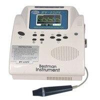 Ultrason Bidirection Vasküler Doppler 8 Mhz Kalem Probe Kan Akım Hızı tespit tarafından Ekran LCD ABI Doppler Vasküler