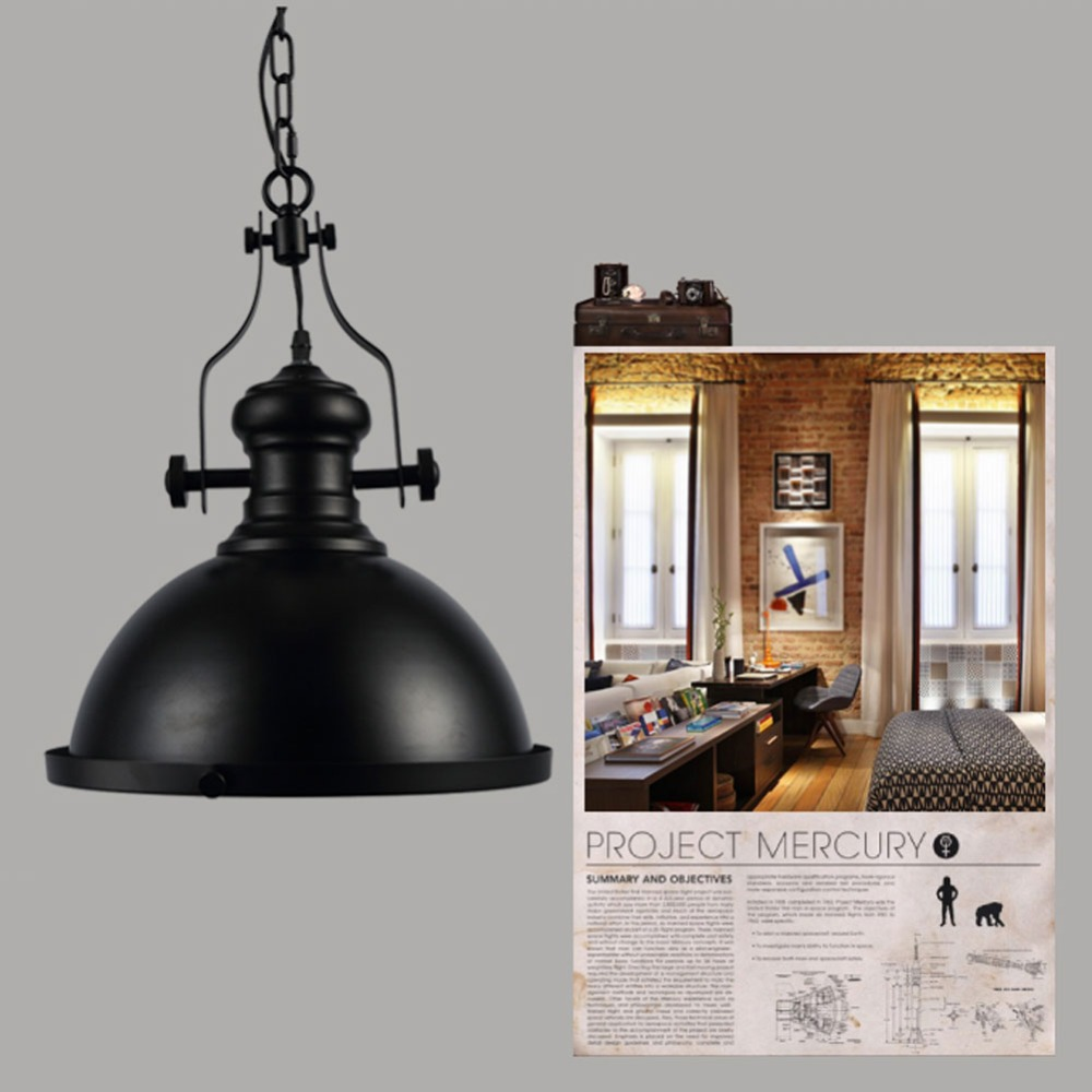 Metal Retro Pot Droplight Nordic Restaurant Bar Droplight American Country Industry Ancient E27 Light Pendant Lamp retro pendant lamp nordic loft restaurant bar droplight american country industry ancient style iron single head pot light