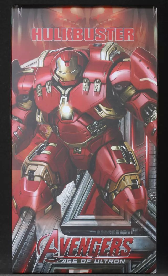 Crazy Toys MK44 HULKBUSTER 26CM  PVC Figure Statue  IN BOX Limited IN STOCK