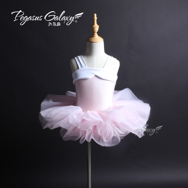 2b0e99dde1 Adults Pink Princess Ballet Tutu Dance Costume For Children Ballerina Kids  Dress Stage Performance Ballet Dancewear Clothes Girl