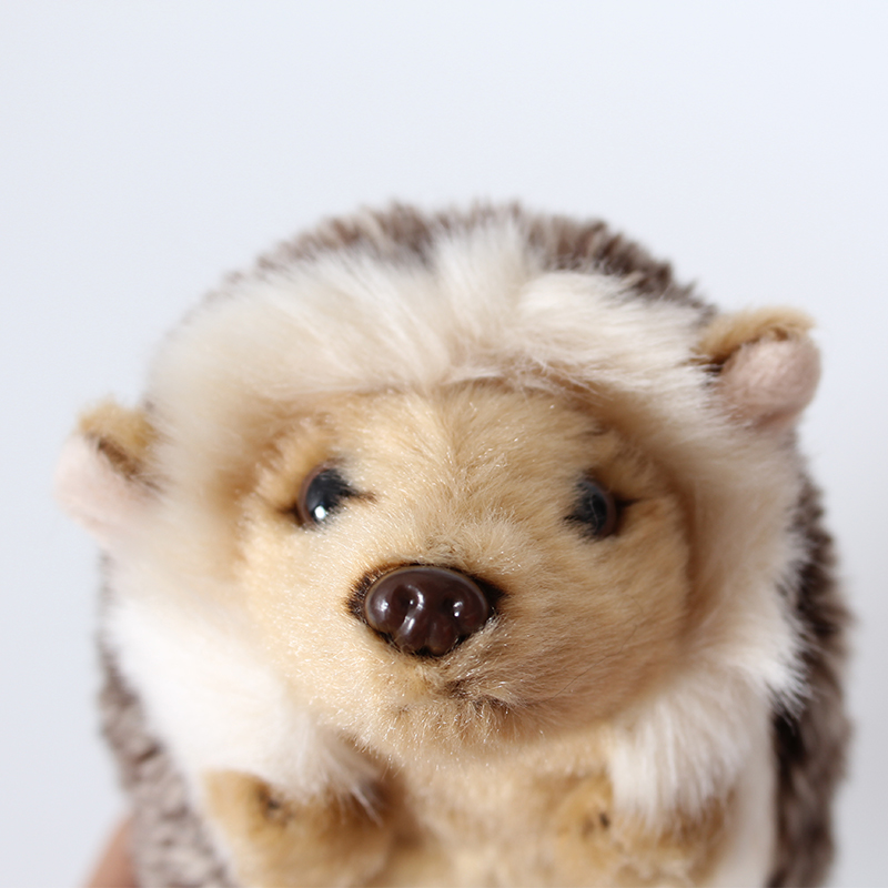 Stuffed toy simulation animal doll hedgehogStuffed toy simulation animal doll hedgehog