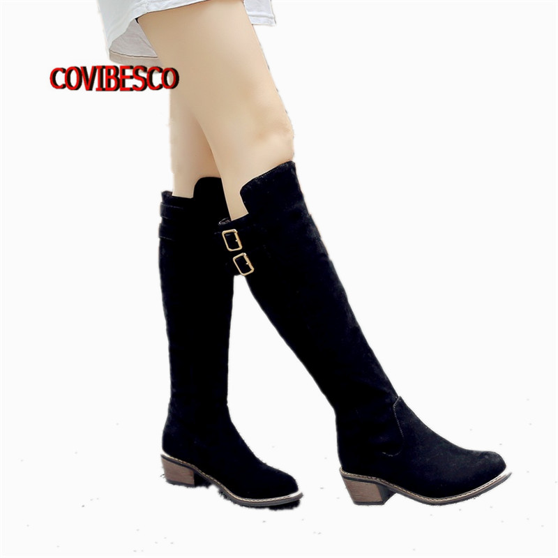 Online Get Cheap Knee High Combat Boots -Aliexpress.com | Alibaba ...
