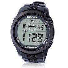 Hot!!! แบบปรับเทียบได้อินเทอร์เน็ตจับเวลาผู้ชายกีฬานาฬิกากันน้ำ 100Mว่ายน้ำนาฬิกาข้อมือMontre Homme