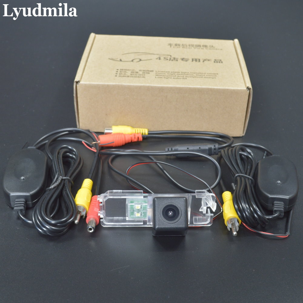 Lyudmila Wireless Camera For Volkswagen Amarok / Robust / Car Back Up Reverse Camera Rear View Camera / HD CCD Night Vision