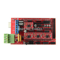 RepRap Ramps1 4 For Arduino Mega2560 4 X Stepper Driver Pololu A4988 For Prusa Mendel 3D