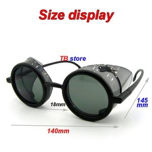 Image 5 - 12235 Beschermende Bril Winddicht Stofdicht Schokbestendig Veiligheidsbril Inklapbare Avant Garde Mode Fietsen Goggles