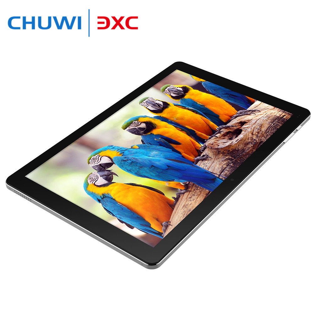 Original CHUWI Hi10 Plus Tablet PC 10.8 Inch Windows10 Android 5.1 Dual OS 4GB RAM 64GB ROM Intel Cherry rail Z8350 Quad Core