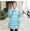 2016 New Women Winter Maternity Down Jacket Pregnant Clothing Coat Slim Down Jacket Cotton Outerwear Maternity Coats E530
