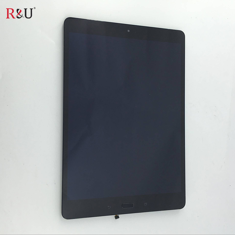 2048*1536 9.7 LCD Display Touch screen Panel Digitizer Glass Assembly with frame Replacement For ASUS ZenPad 3S 10 Z500M P027 new 13 3 touch glass digitizer panel lcd screen display assembly with bezel for asus q304 q304uj q304ua series q304ua bhi5t11