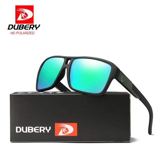 0f87fe761d DUBERY Men s Polarized Sunglasses Aviation Driving Sun Glasses Men Women  Sport Glasses Fishing Eyeglasses gafas de sol mujer 008