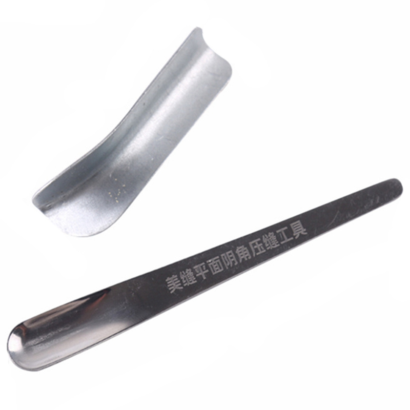 10.5 Cm/13.3 Cm Putty Knife Blade Dry Wall Tile Floor Tile Grout Wall Yang Angle Blade Pressure Banding Machine Work Tool